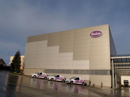 violeta tvornica