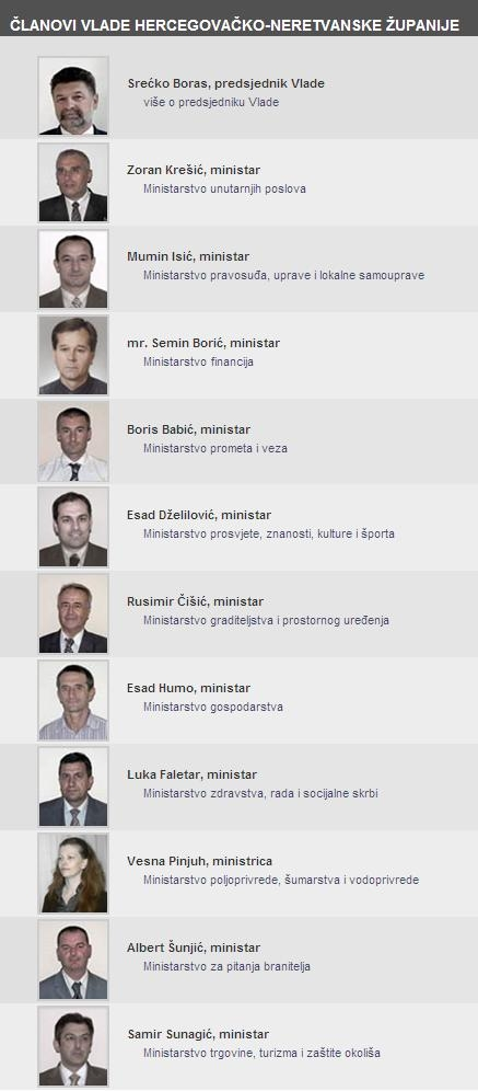 Vlada HNŽ