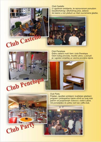 Busovača - Noćni klubovi