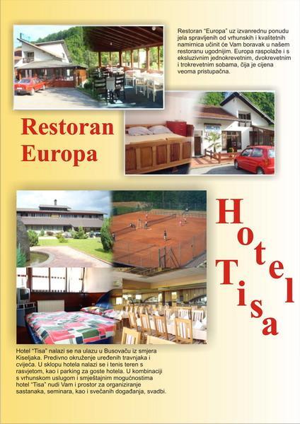 Busovača - Hoteli