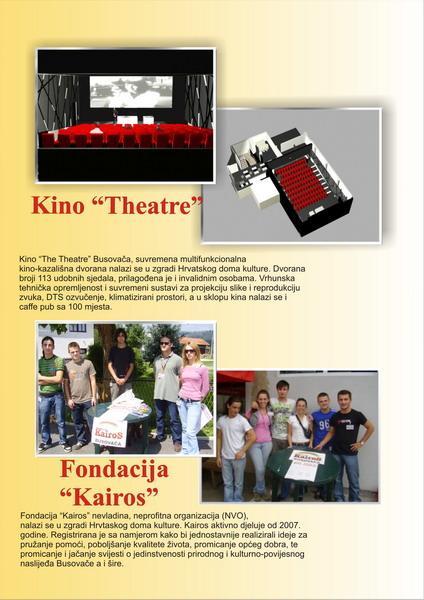 Busovača - Kino