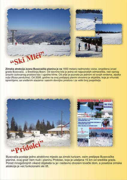 Busovača - Ski