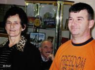 Pera Karamatić i Jure Ilić