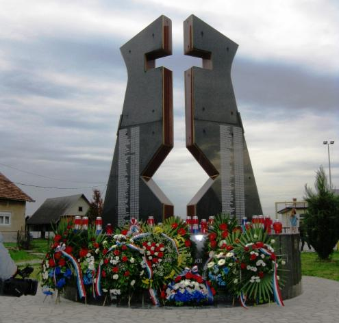 108 brigada - Spomenik