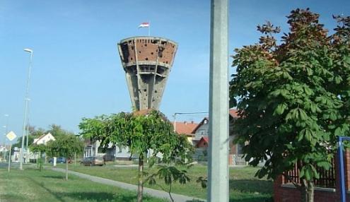 Vukovar - Vodotoranj