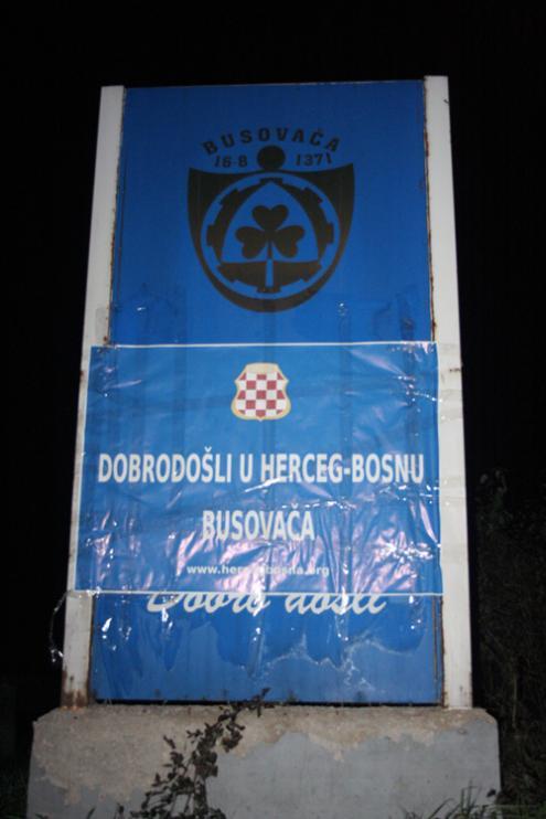 Plakat Busovača