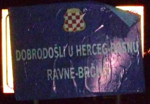 Plakat Ravne-Brčko