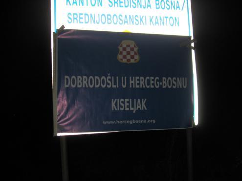 Plakat Kiseljak