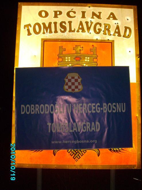 Plakat Tomislavgrad