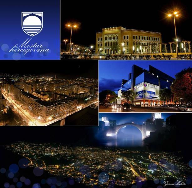 Razglednica Mostara