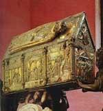 Raka Sv.Simuna, Glavni oltar u crkvi Sv.Simuna, Zadar