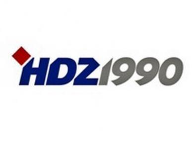 HDZ 1990