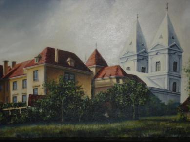 Samostan Plehan