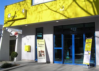 HP Mostar, novi ured