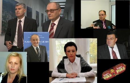 hrvatski politicari