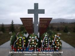 Kupres - spomenik