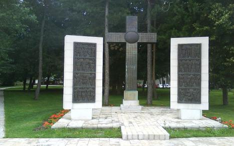Spomenik braniteljima Livna