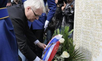 Josipović - Ahmići
