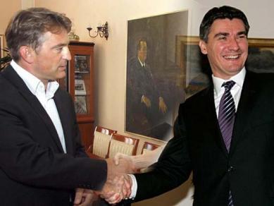 Zoran Milanović i Sejdo