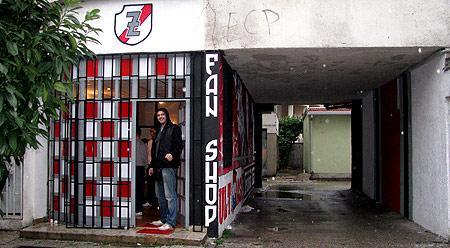 Ultras fan shop
