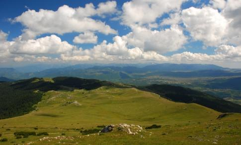 Planina Raduša