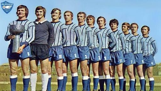 Željezničar 1972