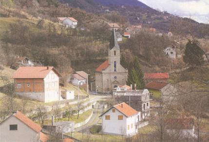 Slikovni rezultat za katolička crkva KORIĆANI