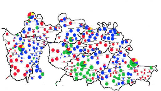 Posavina - popis 1991