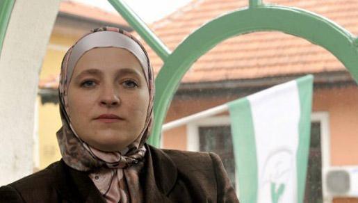 ŽENA POSTAJE HIT: Amra Babić, stroga načelnica sa hidžabom