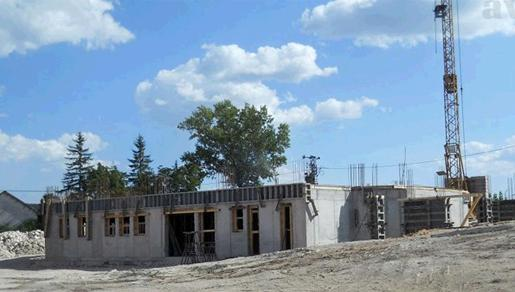 Nastavlja se izgradnja crkve u Guberu