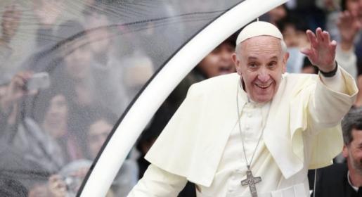 Prvi put da je neki papa za Veliku Gospu služio misu - u ljetnikovcu