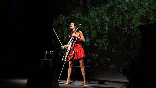Ana Rucner održala nezaboravan koncert filmske glazbe