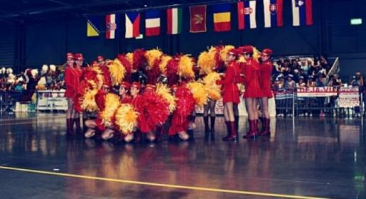 Mažoretkinje iz Tomislavgrada osvojile pet medalja