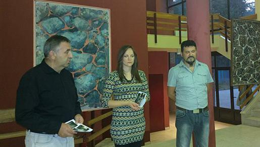 U Rami otvorena izložba slika Maria Naletilića