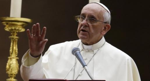 Papa pozvao na mir u Siriji: Nasilje i rat vode samo u smrt