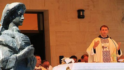Pred više tisuća vjernika u Rami proslavljen blagdan Male Gospe