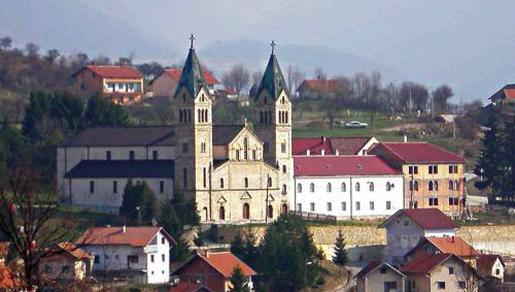 Sutra proslava sv. Franje Asiškog u Gučoj Gori