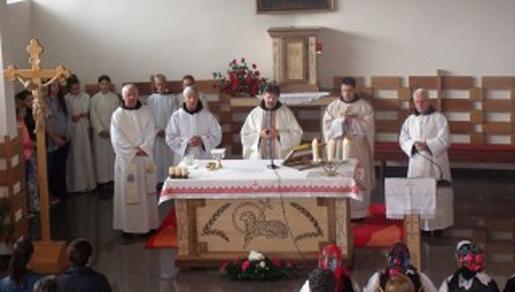 Gojevići: Vanjska proslava sv. Franje Asiškog
