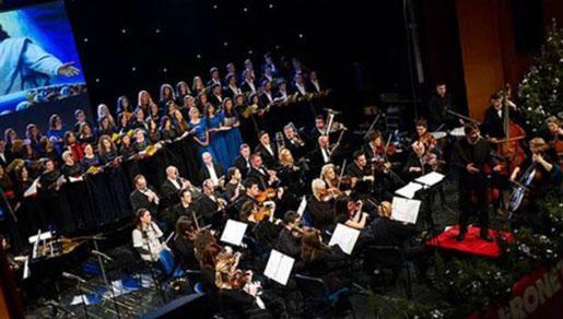 U Mostaru uprličen koncert \'Na dobro vam došao Božić i sveto porođenje Isusovo\'