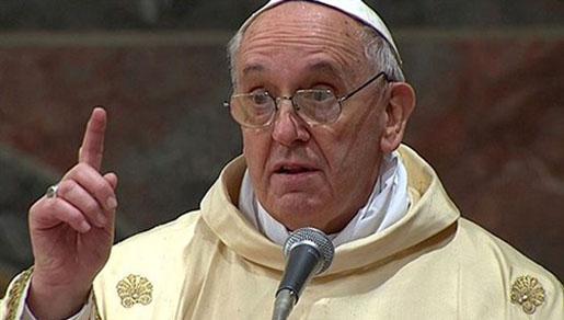Papa Franjo zatražio od diplomata borbu za mir u Siriji