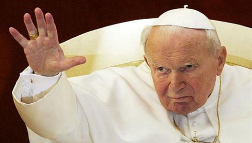 Ukradena bočica s krvlju pokojnog pape Ivana Pavla II.