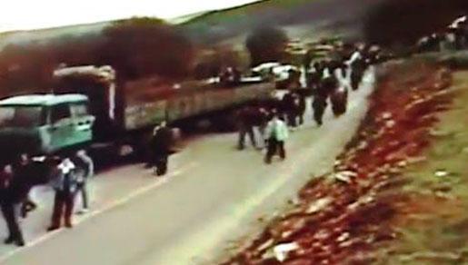 Na dana�nji dan 1991. godine stanovnici �uji�kog podru�ja zaustavili su tenkovsku kolonu JNA