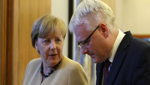 Merkel - Josipović