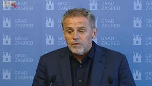 Zagrebački gradonačelnik Milan Bandić