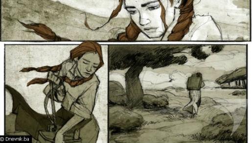 Strip o Divi Grabovčevoj