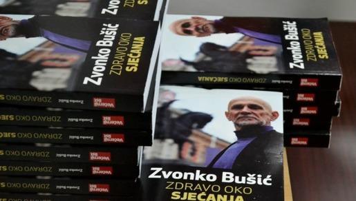 """""""Zdravo oko- sjećanja"""" Zvonka Bušića"""