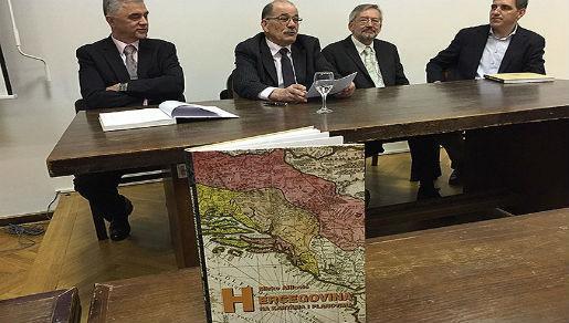 Hercegovina u kartama i planovima