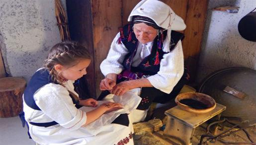 Sicanje - Tradicionalno tetoviranje u Hrvata