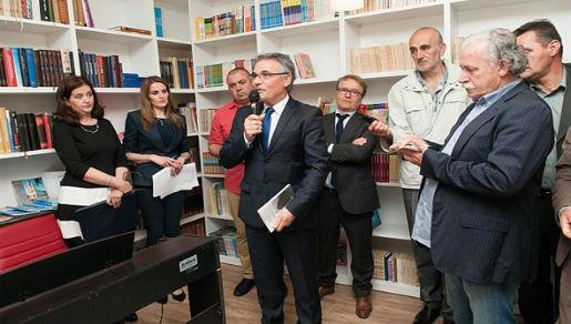 Svečano otvoren Hrvatski kulturni dom Antun Branko Šimić u Grudama
